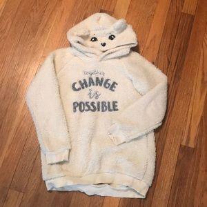 h&M sweatshirt. Size 8-10